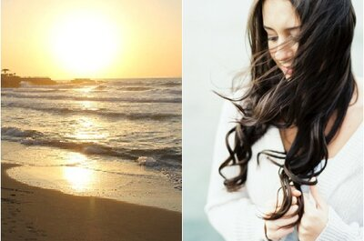 Casar na praia: summer mood... da cabeça aos pés