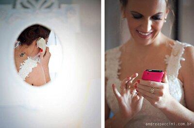 6 aplicativos essenciais para a noiva moderna