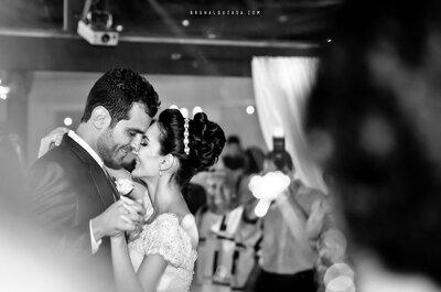Os momentos mais românticos de um casamento em 9 fotos que dizem TUDO!