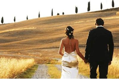Sposarsi in un castello in Toscana: immaginate qualcosa di più romantico?