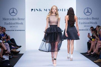 Cuando el estilo y la cultura llaman: Pink Magnolia nos conquista con sus vestidos de fiesta 2015
