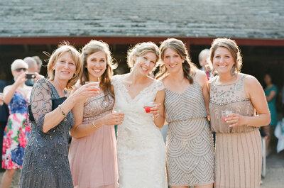 7 tips buenísimos para que tus invitados amen tu boda... ¡Toma nota!
