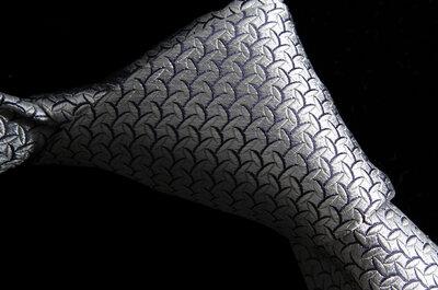"""Corbatas para novios inspiradas en """"Cincuenta sombras de Grey"""""""