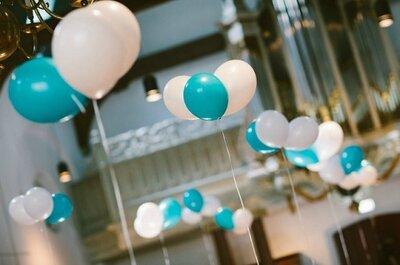 DIY: decore o seu casamento com balões