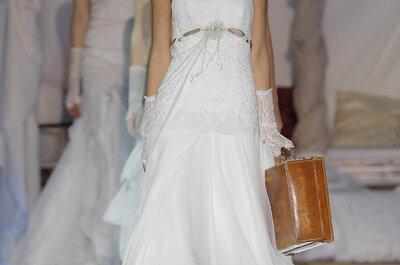 Vestidos de noiva Inmaculada García 2014