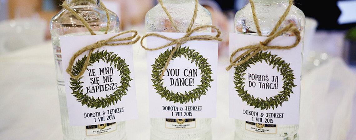 Jak wybrać wódkę na wesele?  Kilka słów o ilości i serwowaniu alkoholu.