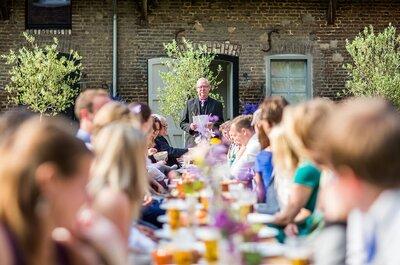 Zing het bruidspaar toe: tips voor het schrijven van een feestlied