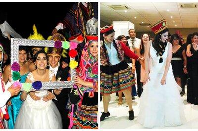 ¿Te casas el 28 de julio? Opciones en espectáculos típicos para tu boda