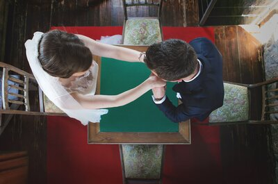 Casar é muito melhor que ir só a viver juntos: descubra a prova científica aqui