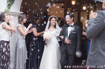8 cosas que los novios no suelen incluir en su presupuesto de boda