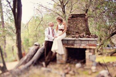 Inspiração boho para casamentos e noivas