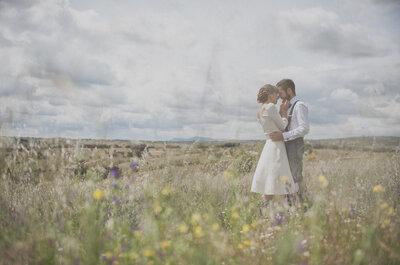 El mejor guión que puede escribirse: la boda de Noe y Dani