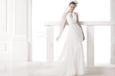 Odkryj najpiękniejsze suknie ślubne 2015!
