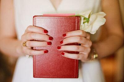 Manicura de colores para novias, ¡atrévete!