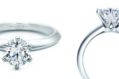 Tendencia en anillos de compromiso 2013