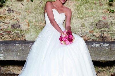 Les conseils de Cymbeline pour choisir sa robe de mariée en fonction de sa taille