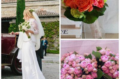 Las 10 mejores floristerías de Madrid para bodas