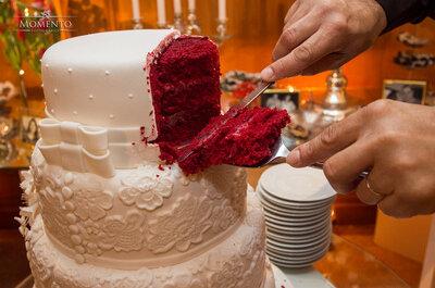 Os 10 melhores bolos de casamento do Rio de Janeiro