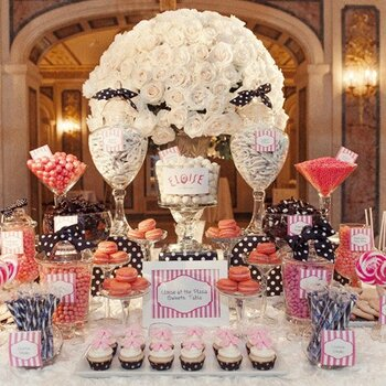 Wedding Trends: the Candybar