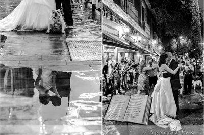 Una sesión Trash the Dress en los escenarios del Centro Histórico de la Ciudad de México