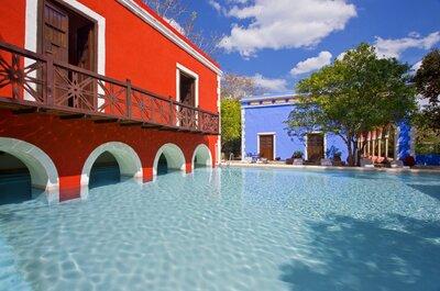 Hacienda Santa Rosa: a Mexican destination wedding venue fit for royalty