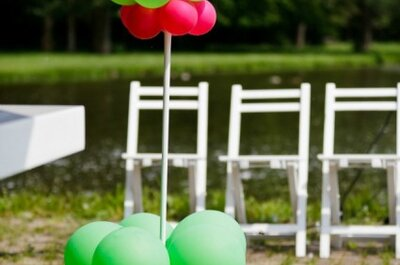 ¡Empieza ahora! 3 atractivos tips para elegir el tema de tu boda