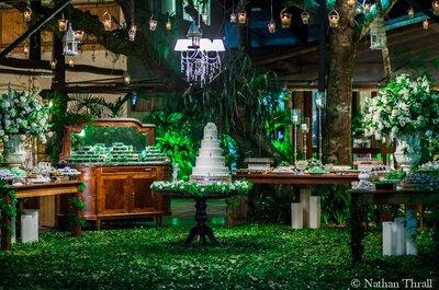Casamento ao ar livre no Rio de Janeiro: fazendas, chácaras e sítios incríveis para se casar