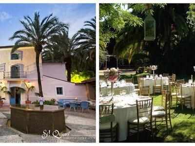 Las 10 mejores fincas para bodas en Málaga