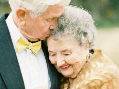 Echte liefde vergaat niet: 63 jaar bij elkaar