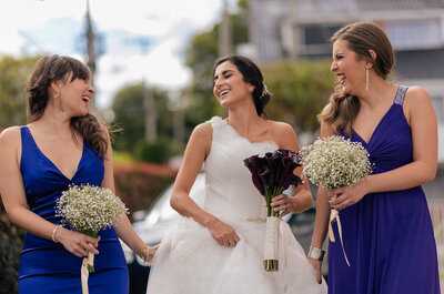 Qué hacer con tus damas de honor antes de la boda: 7 planes para disfrutar con tus mejores amigas