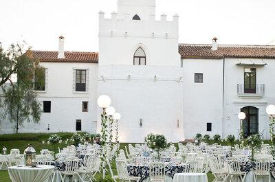 Hotel Cortijo Torre de la Reina: colorido y encanto para una boda espectacular en Sevilla