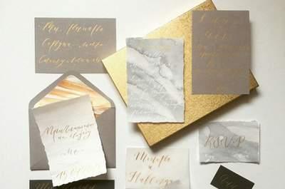 Свадьба с золотым эффектом: а вы осмелитесь на ослепительную роскошь?