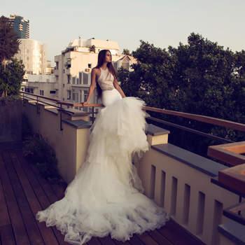 Zahavit Tshuba Mix & Match Bridal Collection 2016