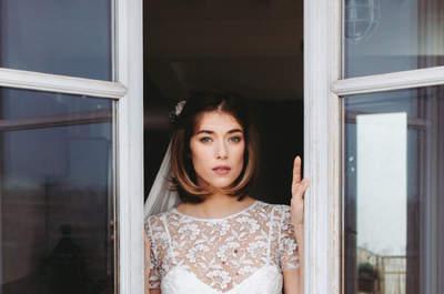 Robes de mariée civiles Lorafolk 2017 : les sixties à l'honneur !