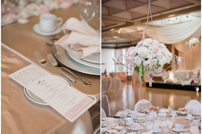 Stunning floral centrepieces for a show stopping wedding that will wow your guests
