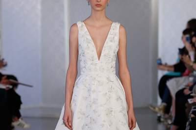 Vestidos de novia Oscar de la Renta 2017: Los diseños perfectos para verte guapísima
