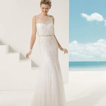 Vous êtes petite ? Voici 40 robes de mariée pour 2016 qui seront parfaites pour votre silhouette !