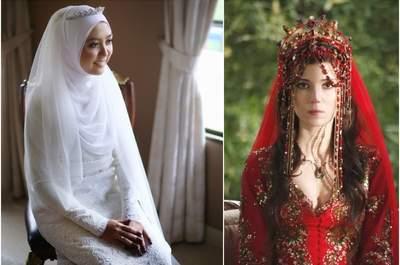 Vestidos de novia en Oriente: Descubre las prendas tradicionales que usan en esta parte del mundo