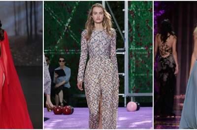 Die heißesten Outfits von der Paris Fashion Week 2015: Finden Sie hier trendige Ideen für Ihren Look als Hochzeitsgast!