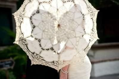 Tendencias 2015: detalles de encaje para tu boda