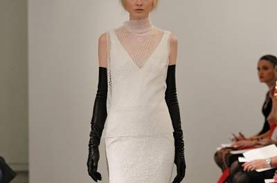 Vestidos de novia 2014 de Vera Wang