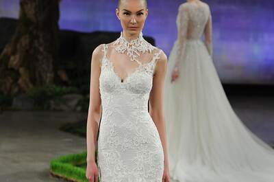 Ines di Santo Spring Bridal Collection 2016
