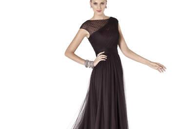 Lo último en vestidos de fiesta: Así es la moda actual para mujeres elegantes