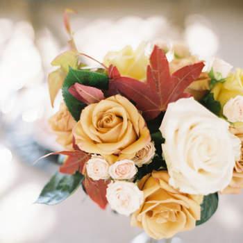 Fiori d'autunno per decorare il tuo matrimonio: te ne innamorerai!