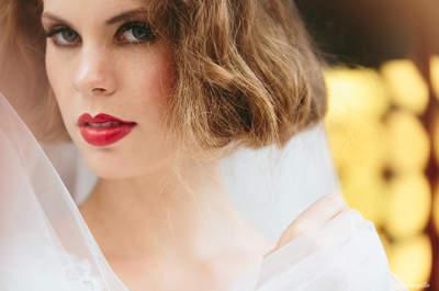 Maquillaje de novia de noche 2017. ¡4 tendencias imprescindibles de la temporada!