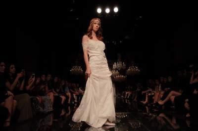O ballet inspira a coleção de noivas da Trinitá no Casamoda Noivas 2015