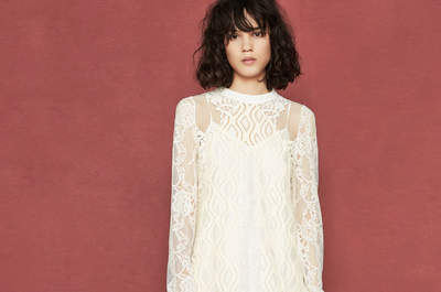 50 robes de mariée low cost 2017 : vous les voudrez toutes !