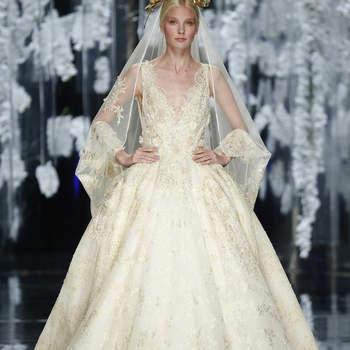 60 incroyables robes de mariée à jupes volumineuses pour 2016 !