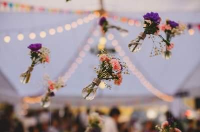 Ideas originales para una boda creativa. ¡Logra una celebración diferente!