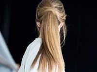 Penteados de noiva com rabo de cavalo 2017